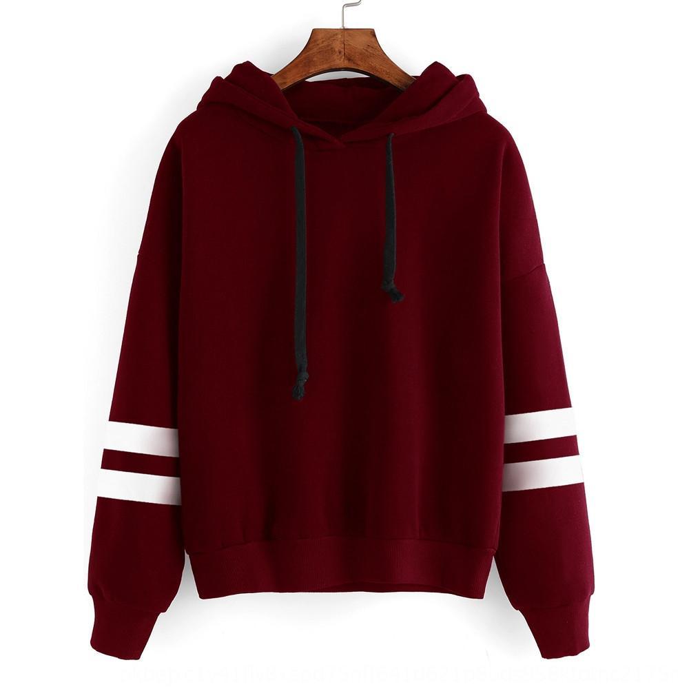 121104 nova venda quente encapuzados solta manga comprida 121.104 nova venda quente encapuzados camisola solta longa camisola de manga