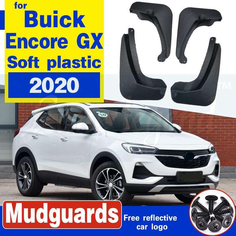 Buick Encore New GX 2020 Fender Bavettes Bavettes BOUE Garde-boue Accessoires de roue arrière avant voiture