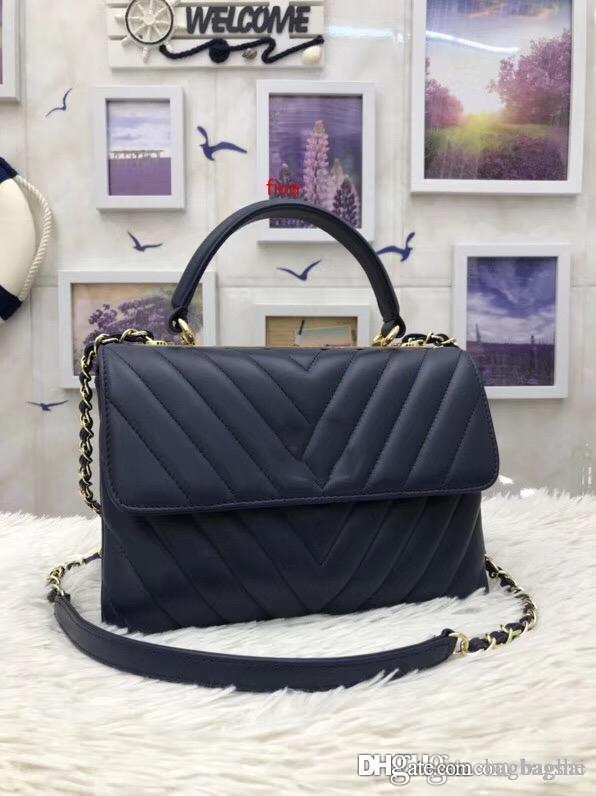 92236 Moda Klasik Omuz Bagscross Bodytoteshandbags Marka Moda En Lüks Tasarımcı Çanta Ünlü Kadınlar Koyun postu V-kafes Popular1b