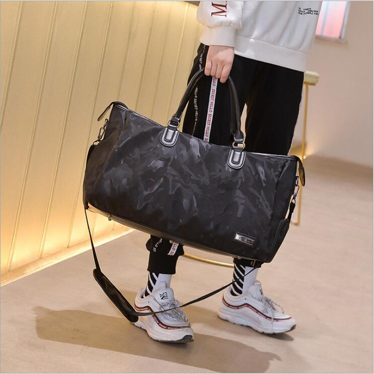 New- Camouflage Bag Short-range Portable Lightweight Oxford Universal Tote Bag Sewing Machine Tote Bag