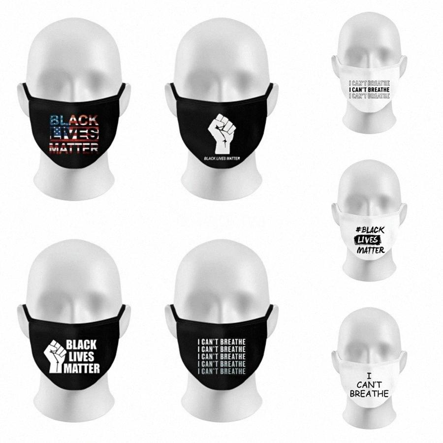 Filtre Yüz Yeniden kullanılabilir Valfi 6 K95% Katmanı Koruyucu Maske Tasarımcı Harf Maskeler Mascherine Moda Yüz Shield Sh # 901 zGZi # Nefes Maske