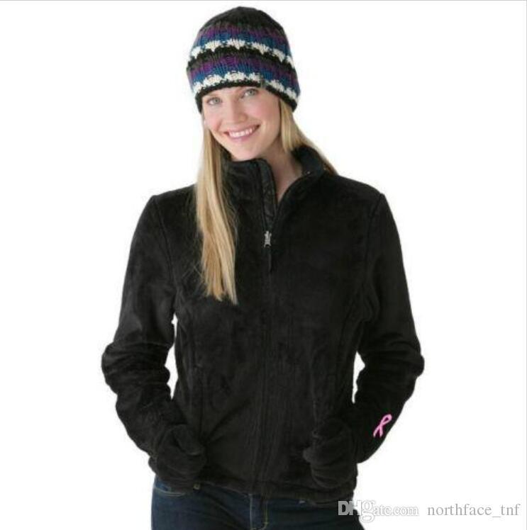 새로운 겨울 여성 양털 브랜드 재킷 아웃 도어 캐주얼 따뜻한 여성 후디 방풍 폭격기 재킷 스포츠 크기 S-XXL 무료 배송
