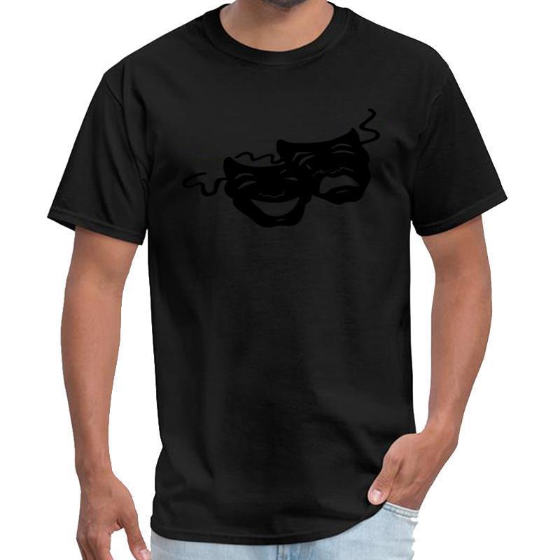 Designer Maschera teatrale T uomini camicia manga Shelby maglietta 3xl 4xl 5XL hip hop