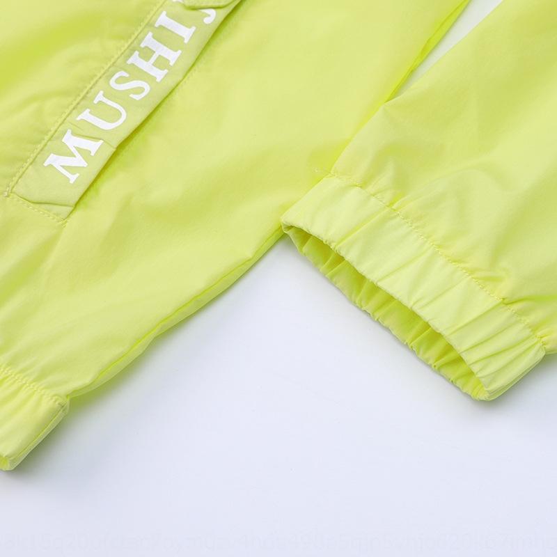 kısa 2020 kat Yaz yeni UV geçirmez zayıflama kadınlar ultra ince nefes kapüşonlu ceket güneş kremi giyim için cLAxJ Güneş giyim