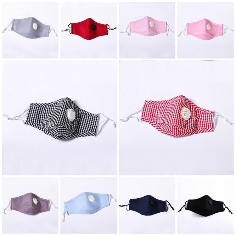 neue Staubmaske stereoskopische Komfortable bunt mit Ventil und Filtergesichtsmaske atmungs forwashable Designern Masken T2I5979
