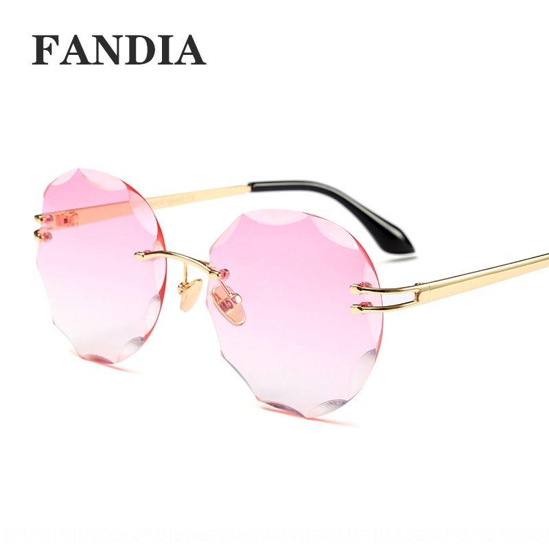 vero e proprio film riflettente moda 93303 Nuova bordo sole squisito fiori colorati occhiali da sole gli occhiali da sole tFONx