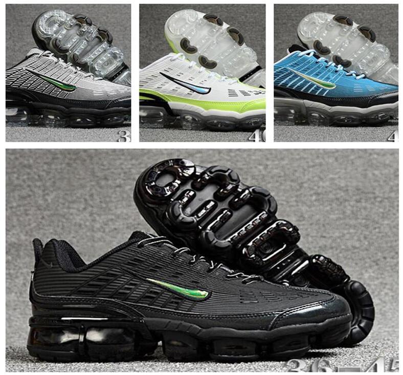 Erkekler Spor Eğitmeni Chaussures Erkekler SİYAH BEYAZ Üçlü 360 Man ayakkabı tasarımcısı Moda için spor ayakkabıları Koşu Sıcak Yeni HAVA 360