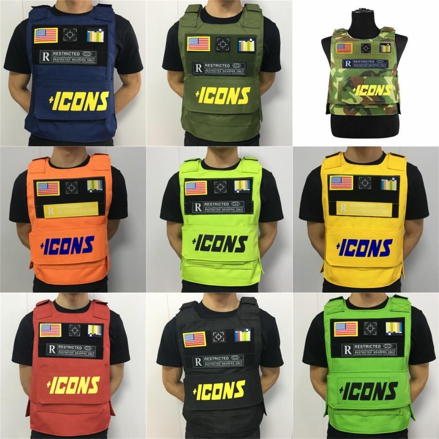 Army bambini Verde combattimento tattico Vest leggero Wargame Paintball protezione CPM del panciotto della maglia di Airsoft della maglia caccia esterna # 370