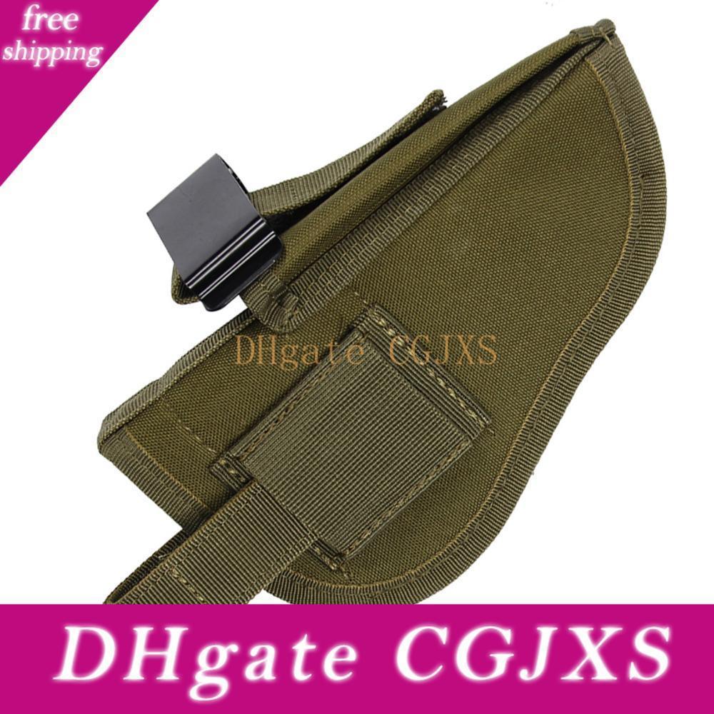 Handgun Belt Pistol Holster Tactical Waist Gun Holster Hand Gun Holder Pouch