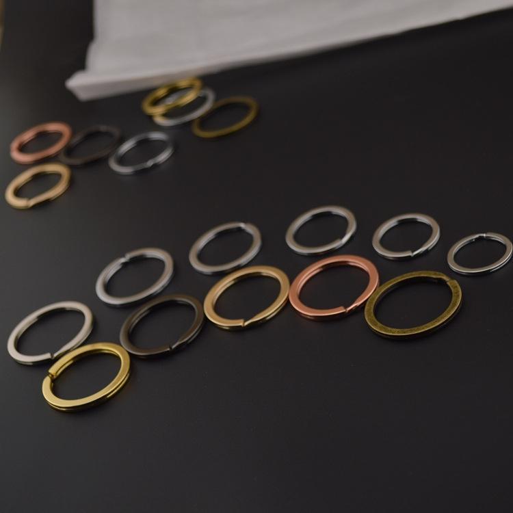Çeşitli özellikler anahtar halkası 23-35mm anahtarlık
