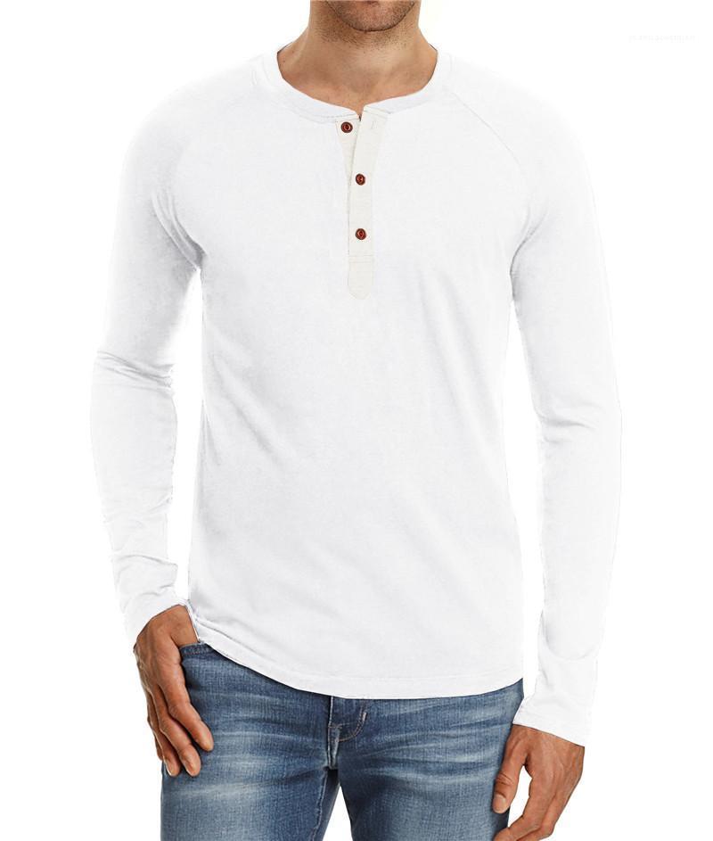 O Ansatz Designer Homme Tops Art und Weise beiläufige lange Hülse Männlich Kleidung Frühlings-dünne Mens Hemd grundiert Farbe