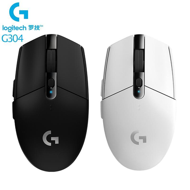 Ordenador sensor HERO G304 LIGHTSPEED juego del ratón 2.4G ratón óptico 12000DPI Gamer ratones para PC de escritorio del ordenador portátil
