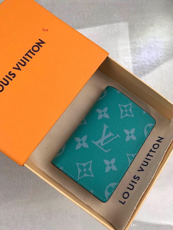 Erkekler ve kadınlar cüzdan kart sahipleri, yük Avrupa ve Amerikan tarzı, renk seçenekleri çeşitli, ücretsiz, hediye çanta + kutuları LQ096