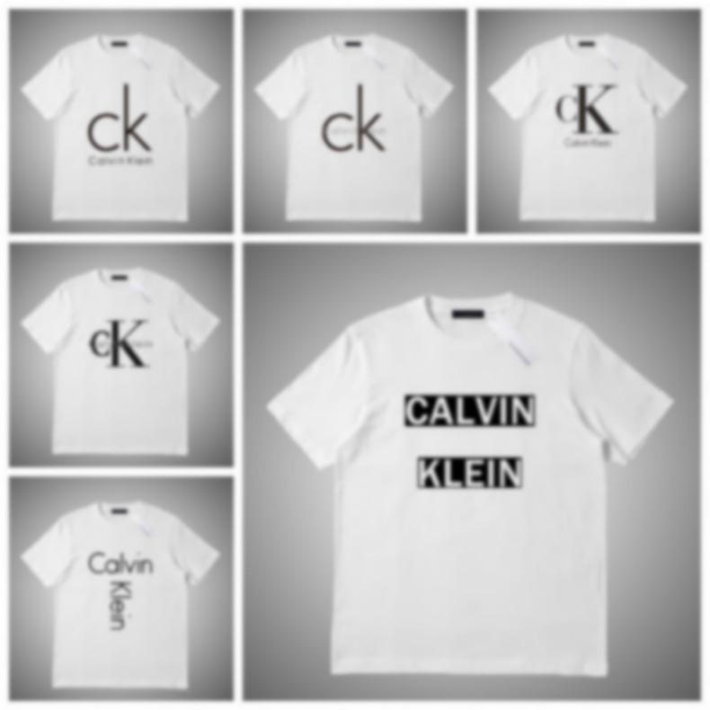 2020 Mens di marca T-shirt Tees stampa della lettera Pullover manica corta camicetta di modo casuale Via O collo a camicie di lusso T F56132