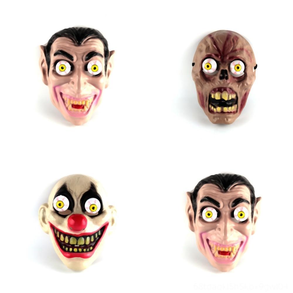 acmRv máscaras engraçado YYSY terrorista para o partido Festival Adultos Hallowmas Máscara Cosplay Halloween careta Máscara assustador Jason Voorhees da máscara do crânio h Ho