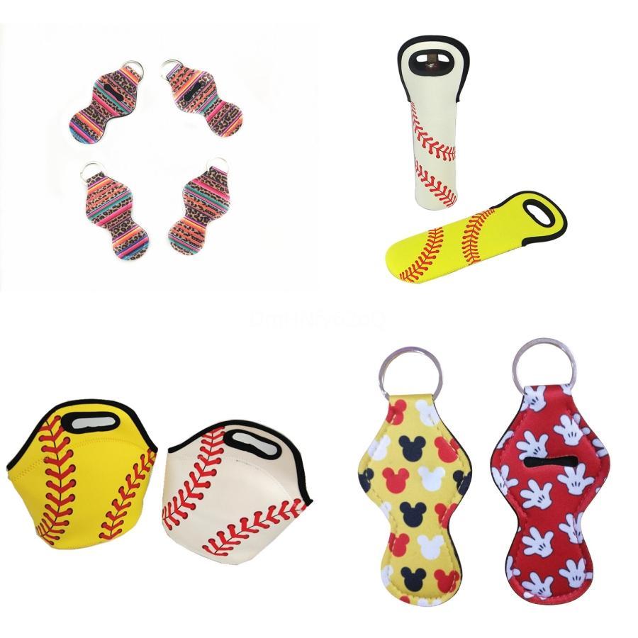 50PCS Recycle Bags Keychain Reusable Eco Folding Bag Shopping Bag New Ladies Key Ring Free Shipping CM132#194
