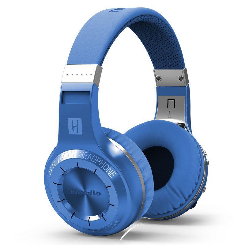 cgjxsBluedio Ht (Shooting Brake) sem fio Bluetooth Headphones Bt 4 .1 Versão Stereo Headset Bluetooth built-in Mic para chamadas