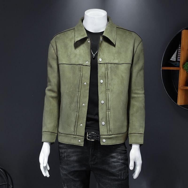 ante de la chaqueta 2020 otoño y el invierno nuevos hombres Qiantang 6009 002 P185