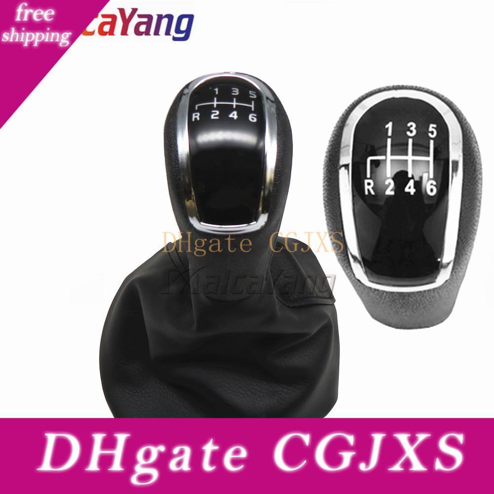 5 6 Скорость переключения передач Ручка Gaiter загрузки Обложка для C -класс W202 W208 E-Class W210 W203 S203 W245 W169 2004 -2012 W168