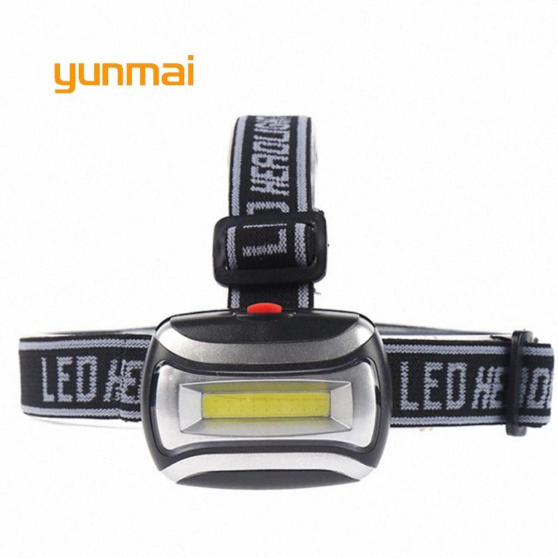 2020 New High Power Led Headlamp 1000lumens 3 Modes Headlight Battery Head Lamp Lanterns Work Camping Fishing Light Torch ocBM#