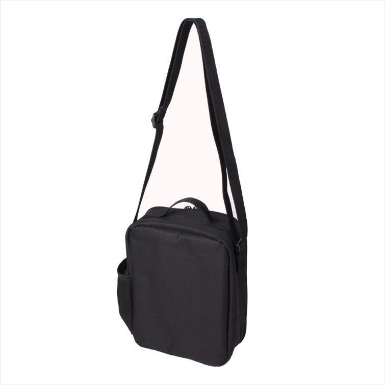 Gioco Cartoon New Black alimentari giuncata Camping Uomini Mini Donne borsa Messenger Bag Lady spalla a tracolla pacchetto
