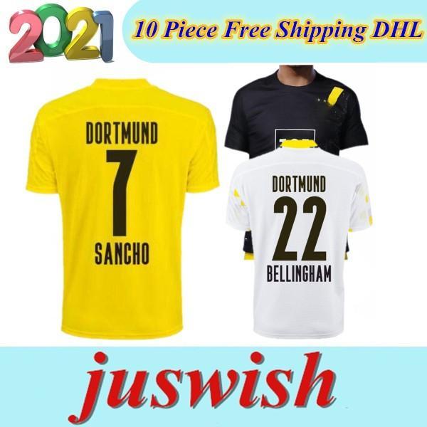 2020 2020 2021 Haaland Borussia Hazard Dortmund Soccer Jersey 20 21 Football Shirt 110th Reus Blackout Sancho Brandt Men Kids Kit Third Maillot From Juswish6699 12 47 Dhgate Com