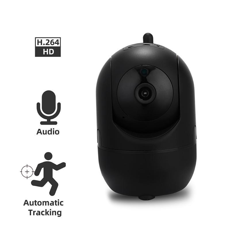 Мини-Радионяня Smart Home видеонаблюдения 1080P Облако IP камеры автоматического слежения сети WiFi Беспроводная камера видеонаблюдения YCC365