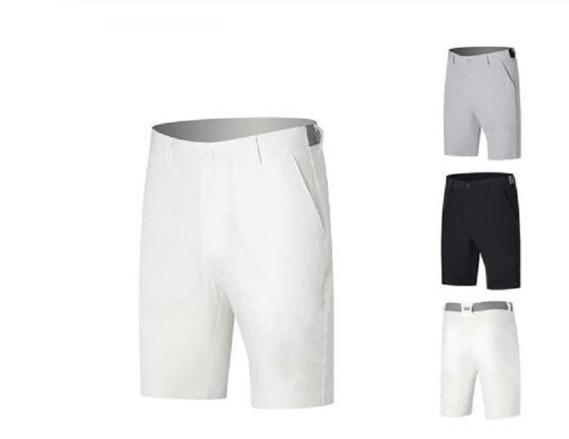 Short de golf d'été dames Shorts haut élastique rapide DRY hommes Pantalons femme respirant Slim Casual Shorts Golf Vêtements