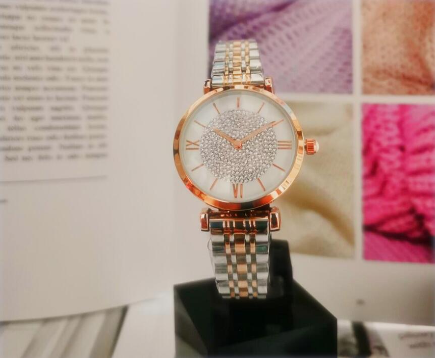 베스트 셀러 316L 스테인레스 스틸 시계 최고의 품질 다이아몬드 베젤 여성 디자이너 시계 최저 가격 womens 숙 녀 자동 손목 시계