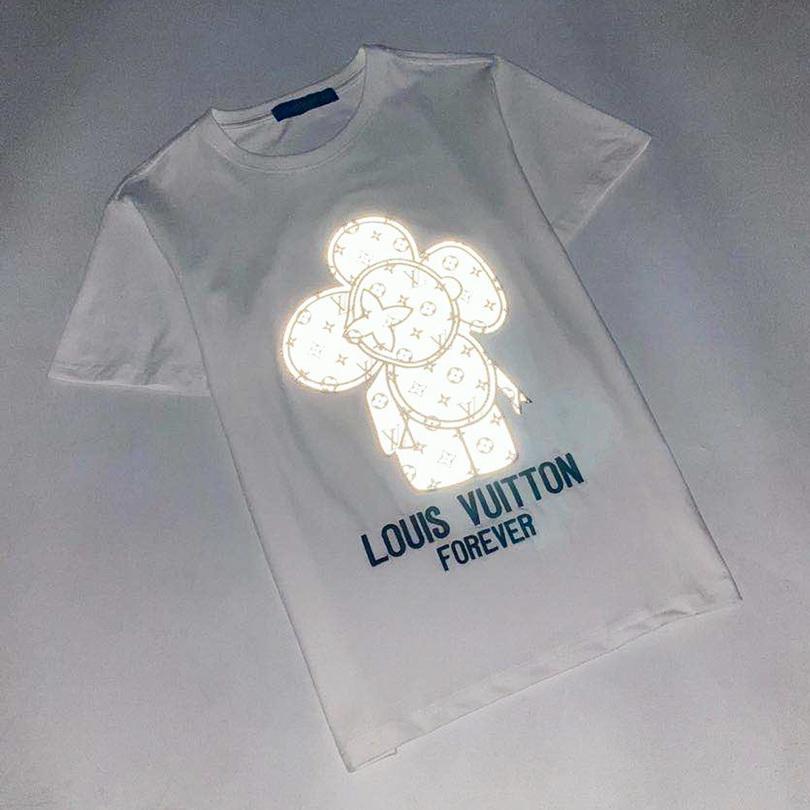 novos homens camisa do desenhista t roupas de luxo de manga curta hip hop lidera tee alta qualidade de impressão t-shirt mans Verão branco Casual Tees S-2XL