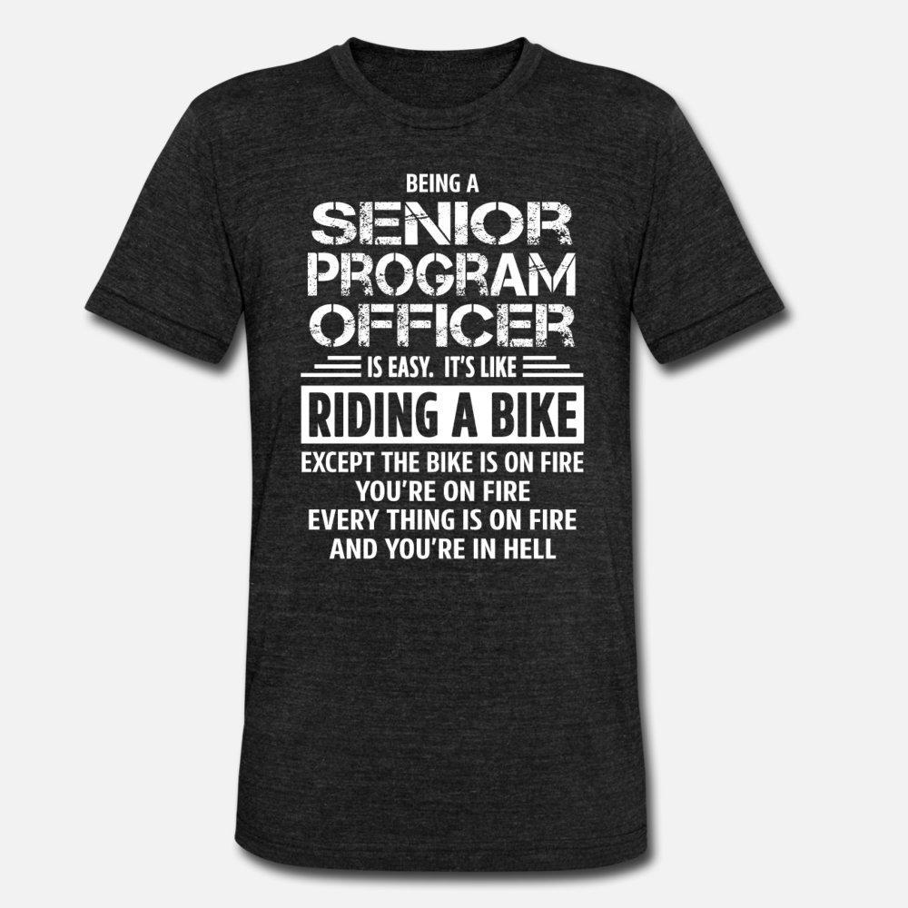Agent principal de programme des hommes de T-shirt concepteur t-shirt O lettres cou graphique été drôle chemise unique