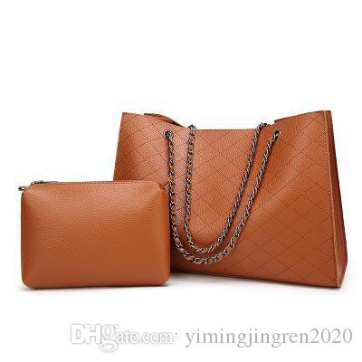 2019 nueva mano femenina toma cartera mochila hombro diagonal sola señora del bolso A006248