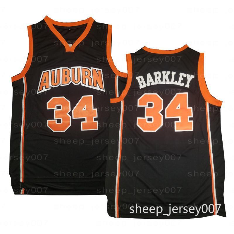 NCAA Charles 34 Barkley Shaquille 23 Michael 33 O'Neal 33 Bryant Allen Iverson 3 LeBron James 23 JCharles Payton Auburn University Jersey