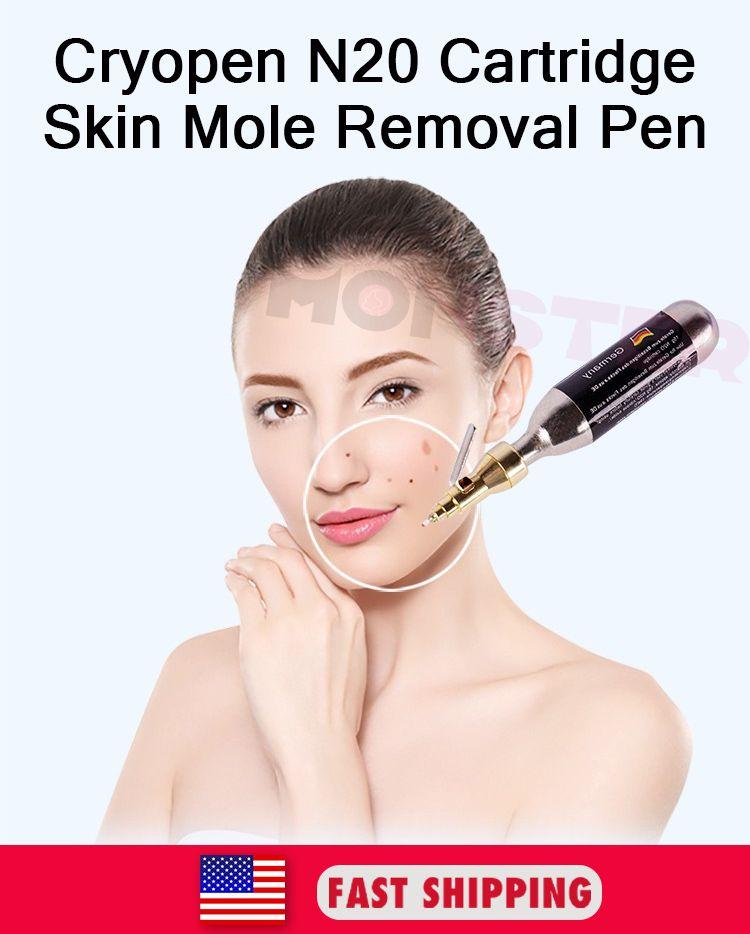 Cryo Pen N2O إزالة النيتروجين السائل النيترو الخلد القلم البليو العلاج بالتبريد رذاذ Cryopen لإزالة بقعة N2O