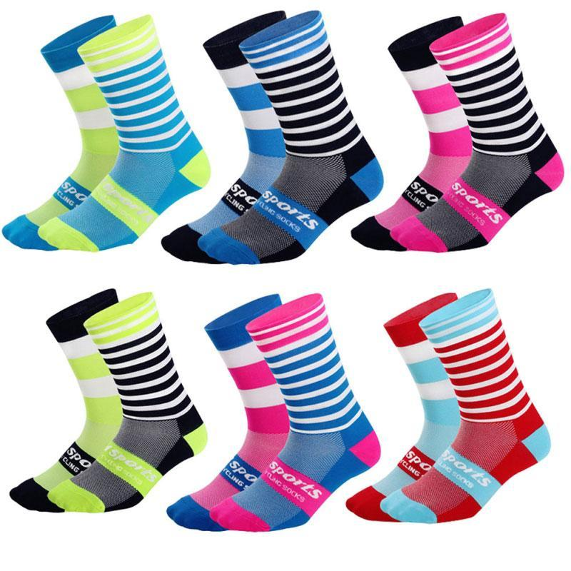 Professional Cycling Socks for Men Women Road Bicycle Socks Outdoor Racing Bike Compression Sport High Quality 1