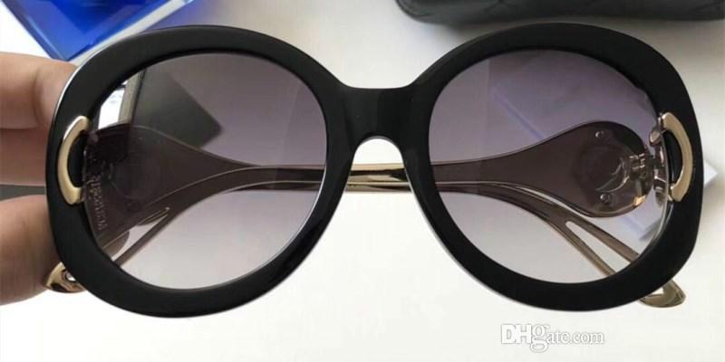 Gafas de sol de lujo 5531 para las mujeres de diseño de moda UV400 de conexión del marco de la lente populares Squar marco del rectángulo del estilo del verano completo Ven Withe Caso