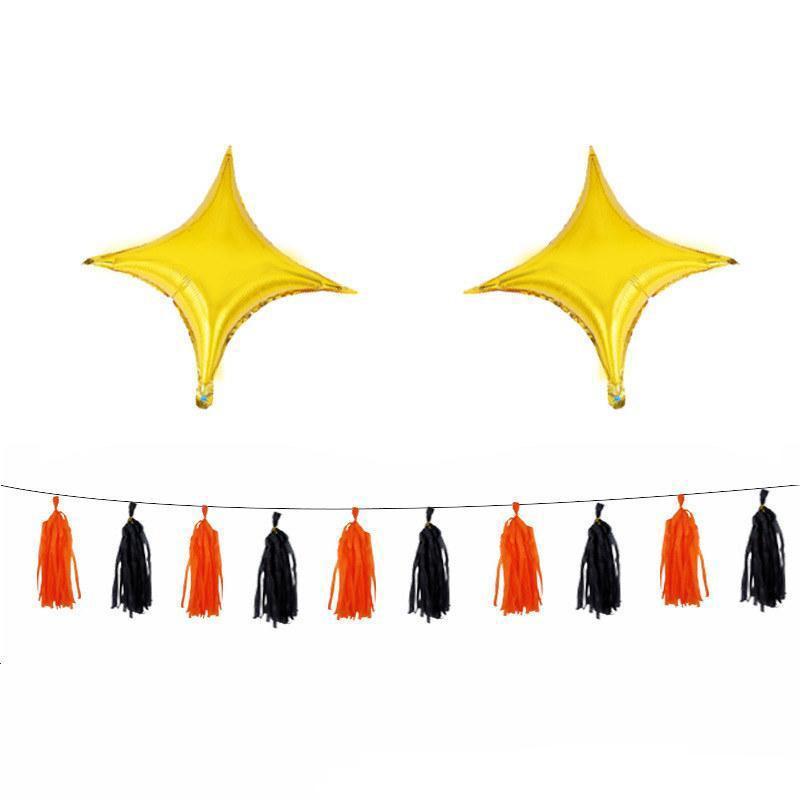 Hot Party globos di Halloween gioca il trasporto DHL zucca Decorazioni fantasma Balloons veloce Bat Vendita gonfiabile ppshop01 EALcr