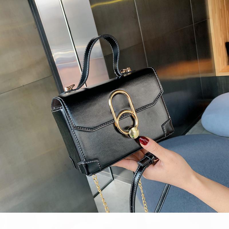 Designer-Mode Tasche Schreiben Schultertasche Kette Handtasche Frauen Umhängetasche Breite Schultertaschen aiyilin 3