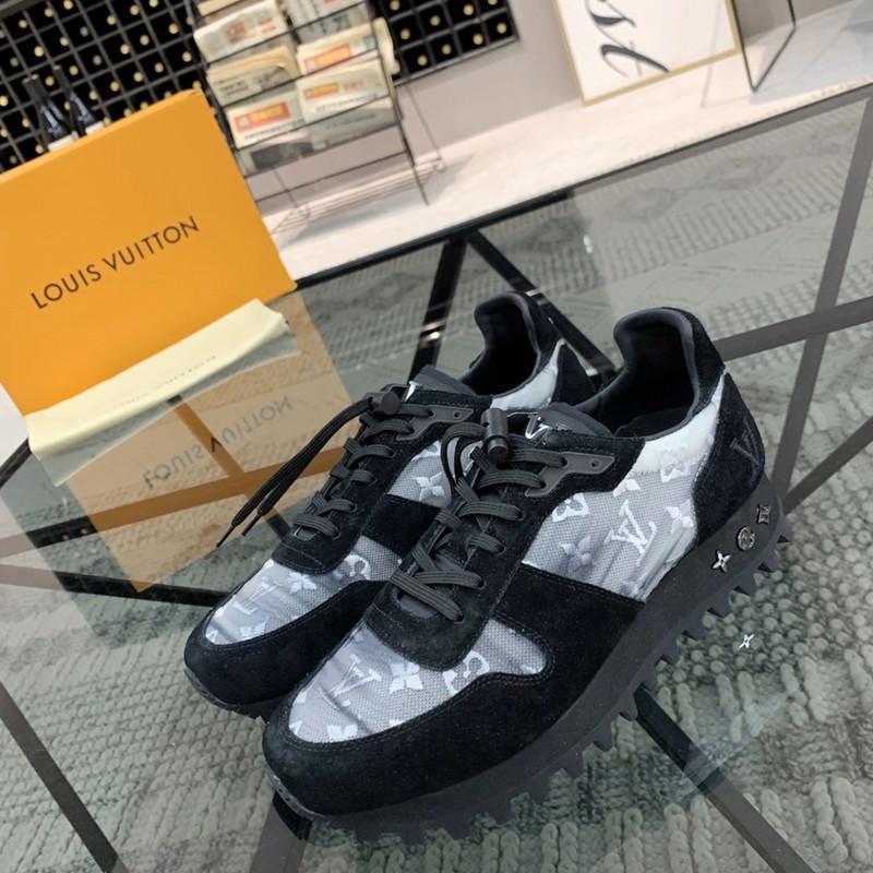 engranajes antideslizante de 104Men suela de los zapatos ocasionales de los deportes del alpinismo de destacadas obras de diseño antideslizante entregado con el empaquetado original