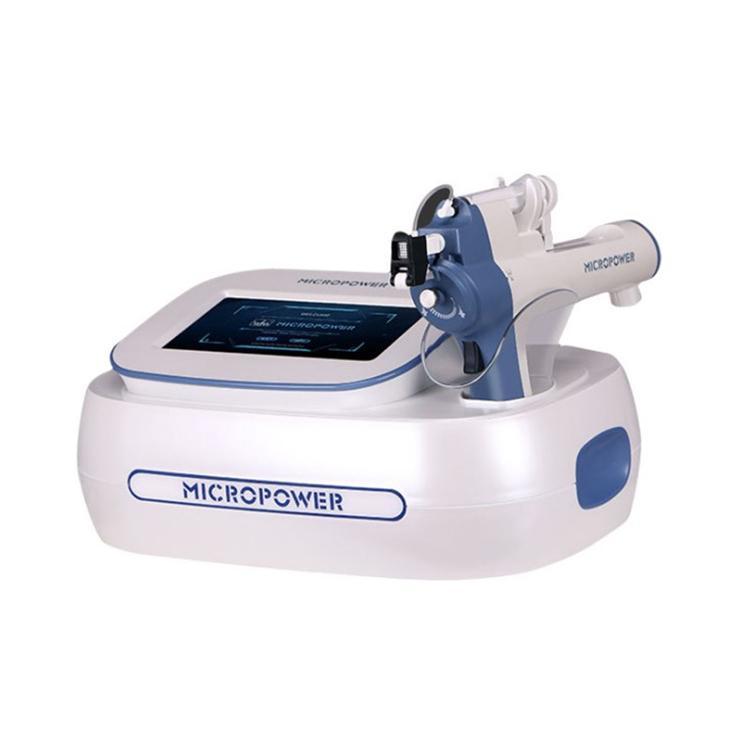 Mesogun facial Cuidado de inyección RF máquina sin aguja mesoterapia piel facial hidratante de belleza Dispositivo Venta