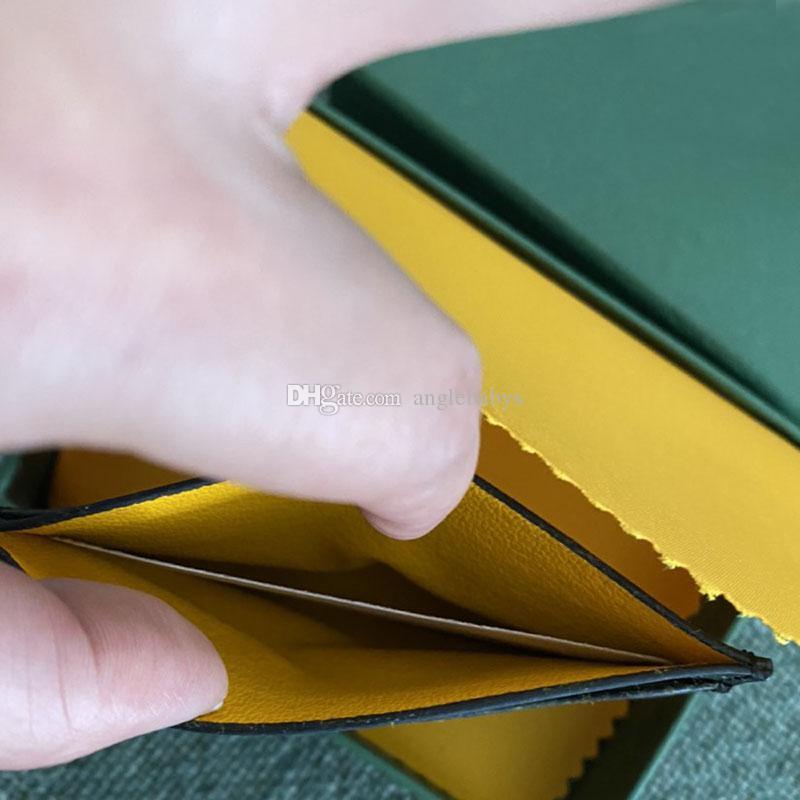 titolare classica carta di uomini d'affari all'ingrosso per il pacchetto di carta donne elegante carta di credito minimalista set mini multi-card borsa piccola moneta per gli uomini