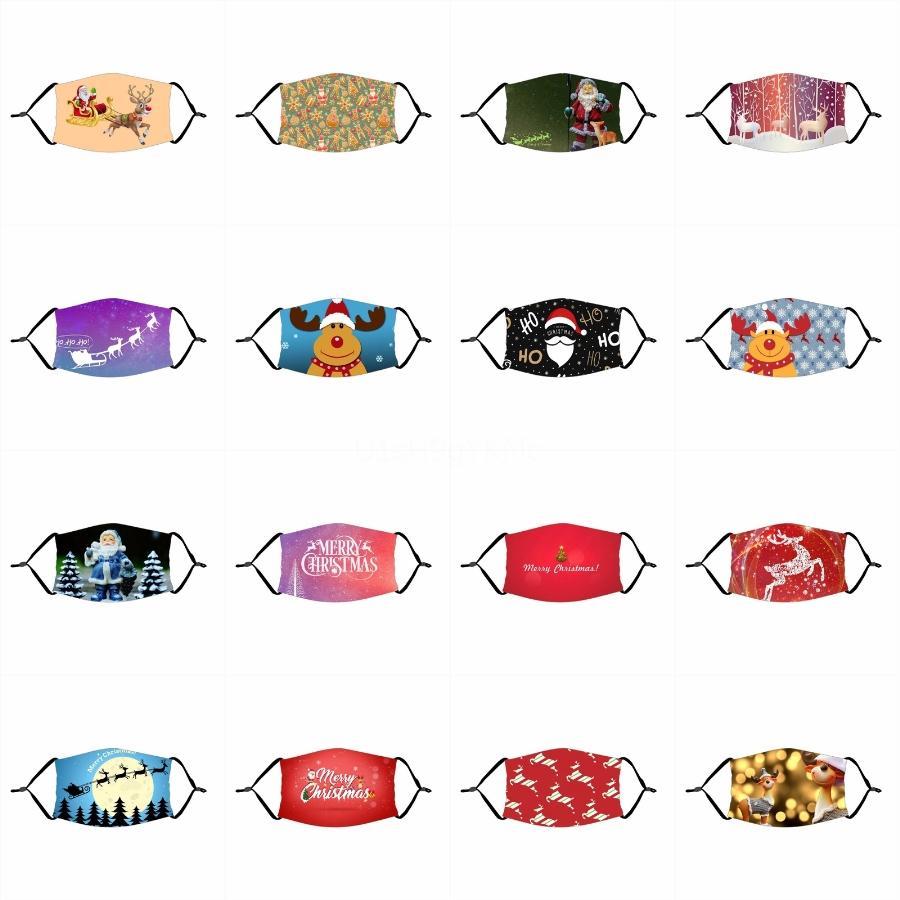Facemask Unisex 2020 PM2.5 Cotone Viso Maskswashable e riutilizzabili panno di fronte Maske per la protezione della stampa magica Bandana sciarpa # 631 # 436