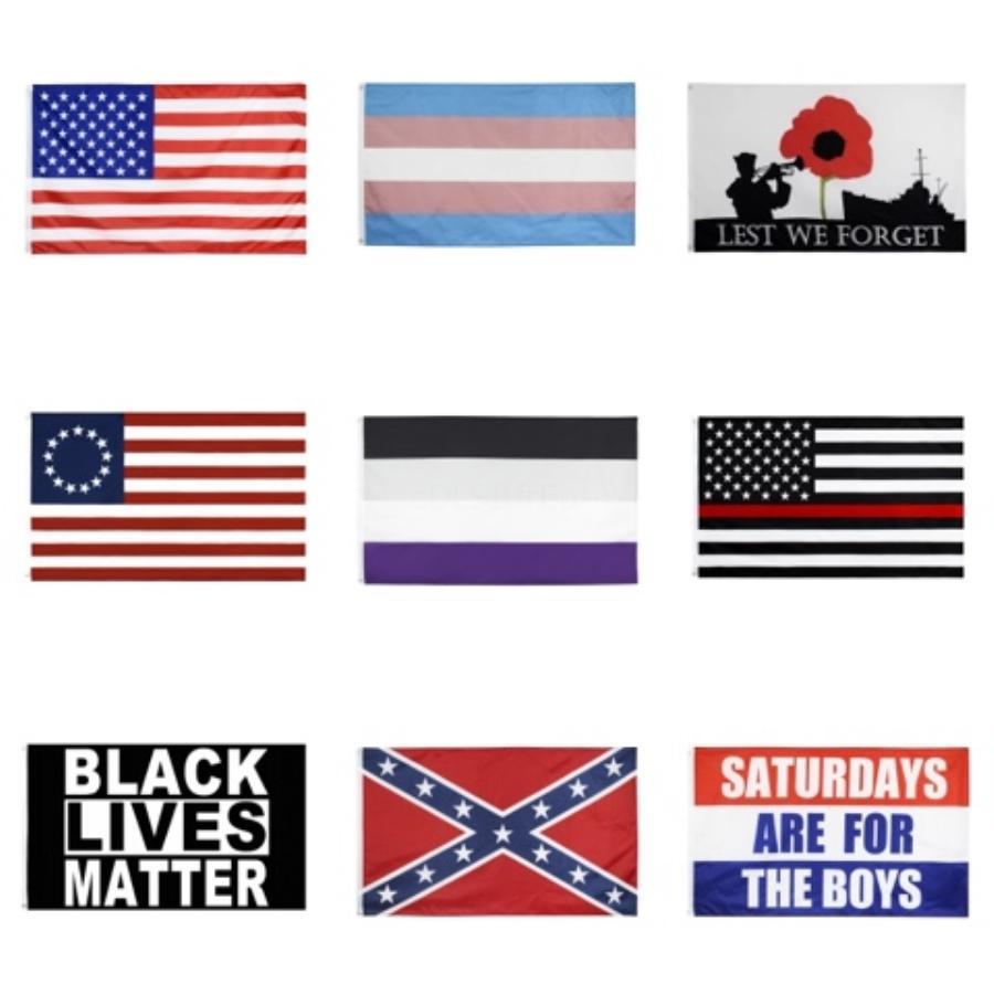 Confédéré drapeau rebelle bandanas Do-Rags headwraps guerre civile Drapeau 55 * 55cm Bandana Bandeau pour adultes Bandanas National Cotton Polyester # 834