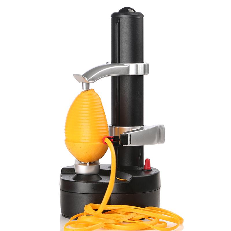 Patates Soyma Makinesi Çok Fonksiyonlu Elektrikli Meyve Sebze Soyma Makineleri Ev Mutfak Aletleri Yüksek Kalite 58bf C R