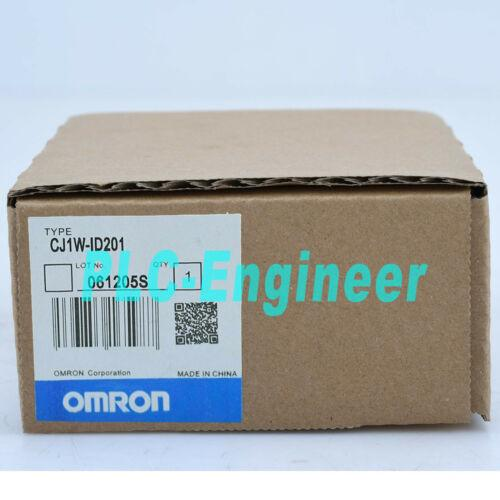 NEW 1PC in box Omron CJ1W-ID201 One year warranty CJ1WID201 Fast Delivery