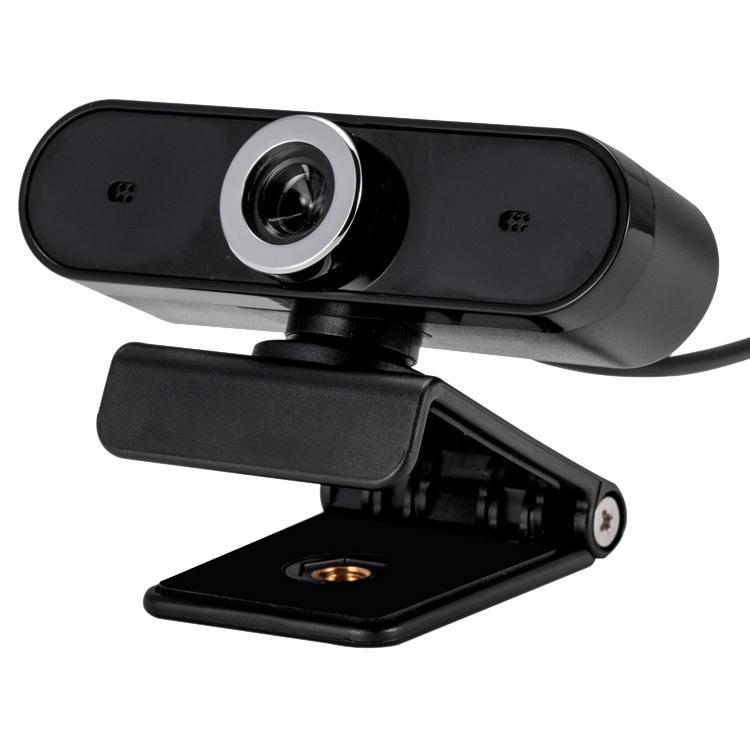 Webcam Web-Kamera mit eingebautem Mikrofon USB-Plug & Play für Skype Live-Class Konferenz-Videokamera