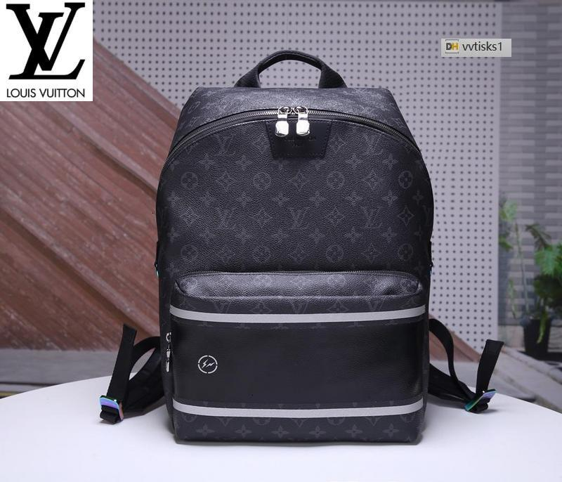 vvtisks1 G914 M43408 New trend casual backpack MEN FASHION BACKPACKS BUSINESS BAGS TOTE MESSENGER BAGS SOFTSIDED LUGGAGE ROLLING BAG