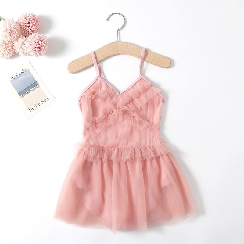 nKl8o nUXgj Nouveau style coréen bain une pièce bébé femme dentelle jarretelle Sling jarretelle jupe jupe de breifs enfants petites et moyennes filles s