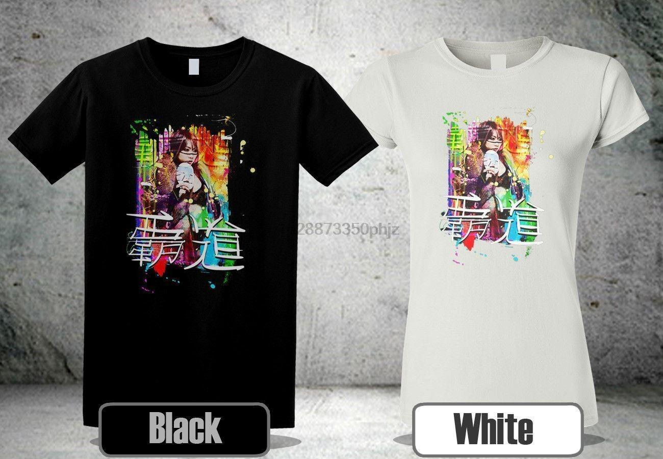 T-Shirt Authentic New Asuka ninguém está preparado MenAmpwomen Black White Camiseta frescos Orgulho Unisex Camiseta Homens Casual Nova