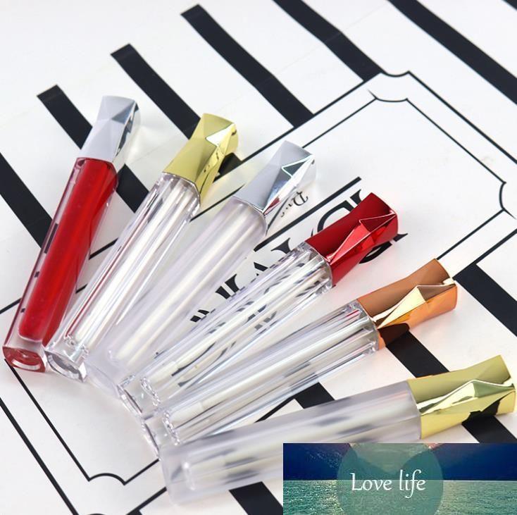5 мл Блеск для губ бутылки Empty Cosmetic Lip Oil многоразовая трубка Жидкая губная помада Контейнер для хранения Быстрая доставка SN807